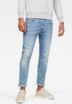 G-Star - D-STAQ 5-PKT SLIM - Jeans Slim Fit - blue