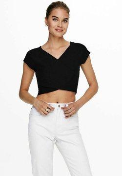ONLY - T-shirt basic - black