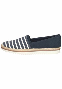Clarks - Loafers - navy