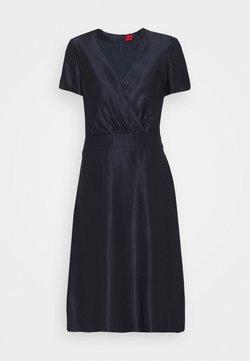 HUGO - KEMONA - Vestido de tubo - open blue