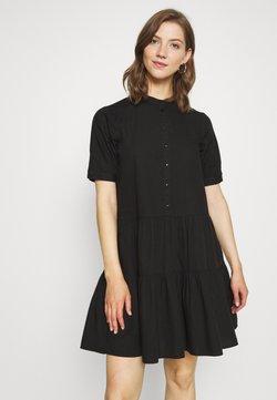 Vero Moda - VMDELTA DRESS - Vestido camisero - black