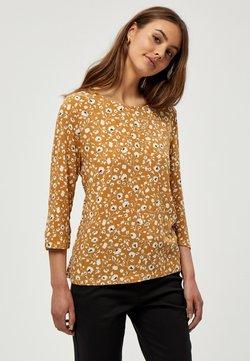 PEPPERCORN - LEAH TABITA - Bluse - spruce yellow pr