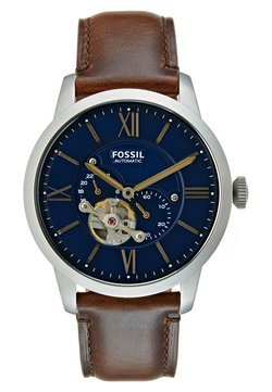 Fossil - TOWNSMAN - Montre - dark brown