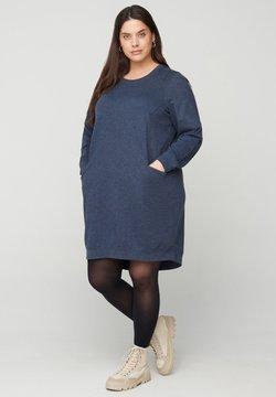 Zizzi - Vestido ligero - blue