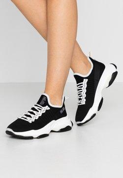 Steve Madden - Sneakers laag - black/white