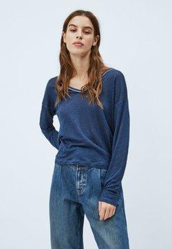 Pepe Jeans - LUCY - Camiseta de manga larga - ocean