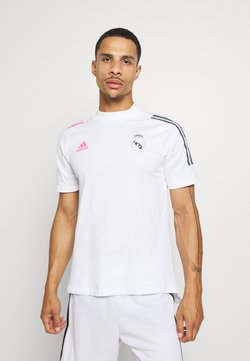 adidas Performance - REAL MADRID FOOTBALL SHORT SLEEVE  - Vereinsmannschaften - white