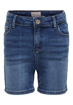 Kids ONLY - Jeansshort - medium blue denim
