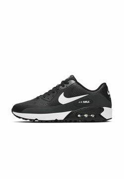 Nike Golf - AIR MAX 90 G - Golfschoenen - black/white-anthracite-cool grey