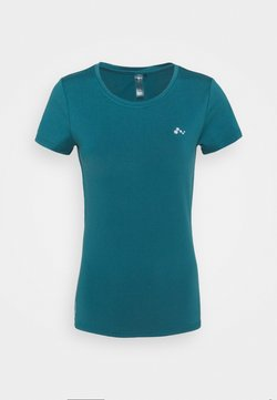 ONLY Play - ONPCLARISSA TRAINING TEE - Basic T-shirt - balsam