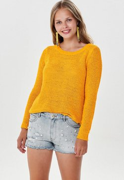 ONLY - ONLGEENA - Maglione - yellow