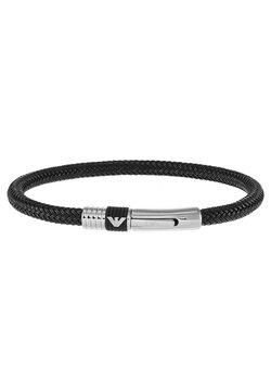 Emporio Armani - Bracelet - schwarz