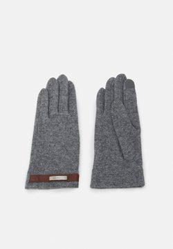 Lauren Ralph Lauren - BLEND BELTED GLOVE - Fingerhandschuh - grey heather