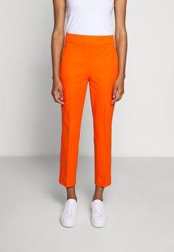 J.CREW - GEORGIE PANT - Stoffhose - spicy orange