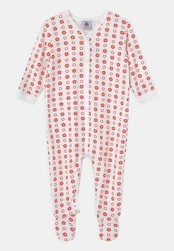 Petit Bateau - DORS BIEN - Pijama de bebé - marshmallow/spicy
