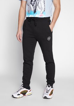 Jack & Jones - JJIGORDON JJSHARK PANTS  - Jogginghose - black