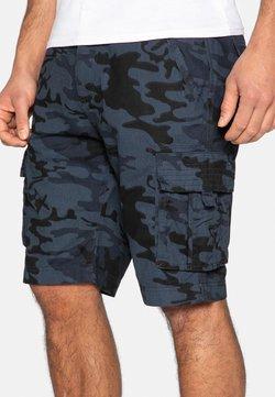 Threadbare - BUTTANE - Shorts - blau