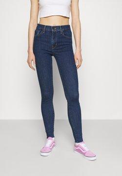 Levi's® - 720 HIRISE SUPER SKINNY - Jeans Skinny Fit - echo stonewash