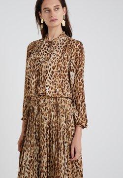 J.CREW - GAINS SECRETARY BLOUSE AMY  - Hemdbluse - leopard