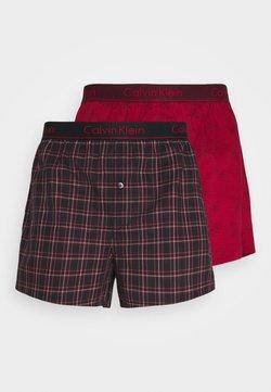 Calvin Klein Underwear - 2 PACK - Boxershorts - purple
