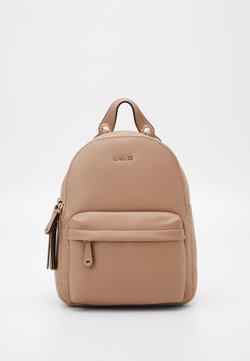 LIU JO - BACKPACK - Reppu - cappuccino