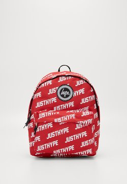Hype - BACKPACK JUSTHYPE - Reppu - red