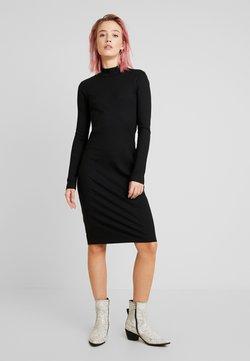 Vero Moda - VMJEANETTE DRESS - Etui-jurk - black