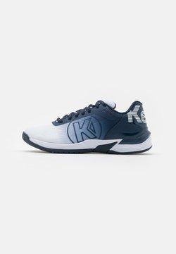 Kempa - ATTACK THREE 2.0 - Zapatillas de balonmano - white/navy