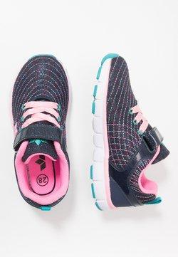 LICO - FESTIVAL - Sneakers laag - marine/rosa/türkis