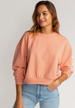 Billabong - BE MINDFUL - Sweater - washed coral