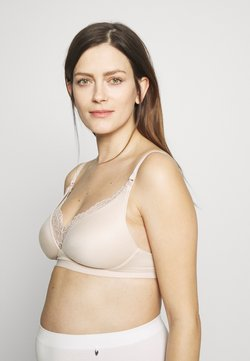 Marks & Spencer London - SOFT NURSING - Sujetador básico - almond