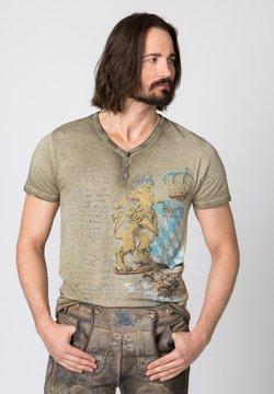 Stockerpoint - T-Shirt print - sand