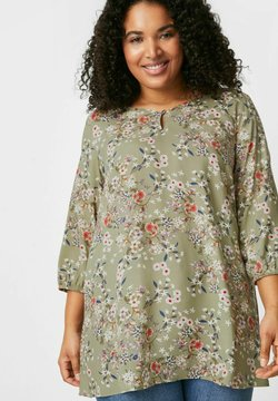 C&A - Bluse - green