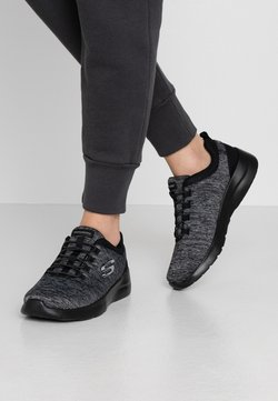 Skechers - DYNAMIGHT 2.0 - Instappers - black/charcoal