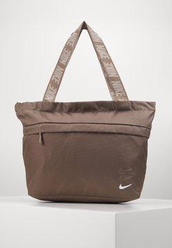 Nike Sportswear - ADVANCED - Torebka - olive grey/enigma stone/white