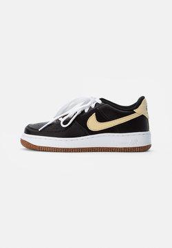 Nike Sportswear - AIR FORCE 1 - Sneaker low - black/solar flare-white-black