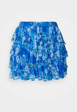 The Kooples - SKIRT - Minirock - blue
