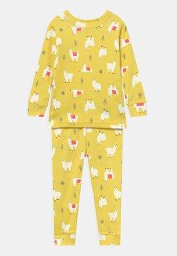 GAP - TODDLER GIRL LLAMA - Pijama - yellow