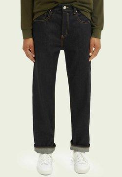 Scotch & Soda - Straight leg jeans - raw italian selvedge