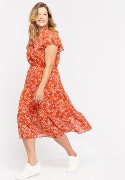 LolaLiza - Korte jurk - poppy red
