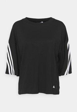 adidas Performance - TEE - T-shirts print - black