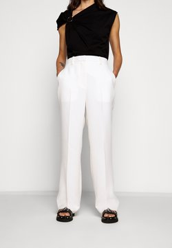 3.1 Phillip Lim - HEAVY CADY TROUSER - Chinot - off-white