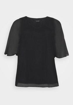 Evans - OVERLAY - Bluse - black