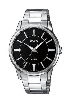 Casio - Montre - silver-coloured/black