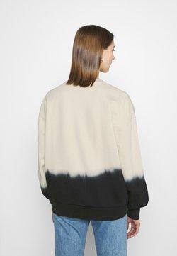 Levi's® - PAI - Sweatshirt - white dip dye