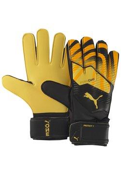 Puma - Fingerhandschuh - ultra yellow-black-white