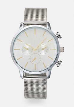 Pier One - Montre - silver-coloured