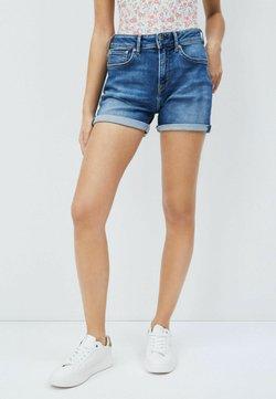 Pepe Jeans - Jeans Shorts - denim