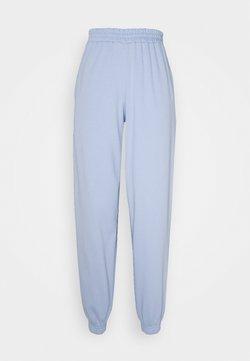 New Look - CUFFED JOGGER - Jogginghose - light blue