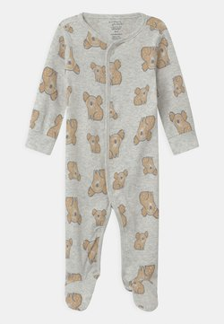 Carter's - SLEEP PLAY UNISEX - Kruippakje - mottled grey